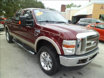 2009 Ford F-250 Super Duty for sale in Tampa, FL