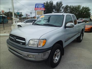 2000 Toyota Tundra for sale in Tampa, FL