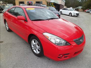 2007 Toyota Camry Solara for sale in Tampa, FL