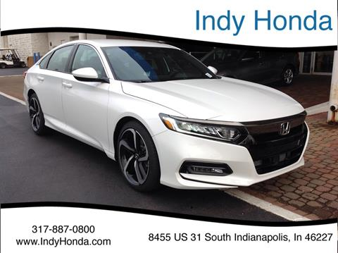2019 Honda Accord for sale in Indianapolis, IN