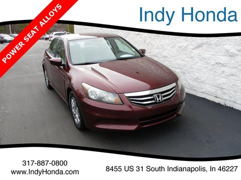 2011 Honda Accord for sale in Indianapolis, IN