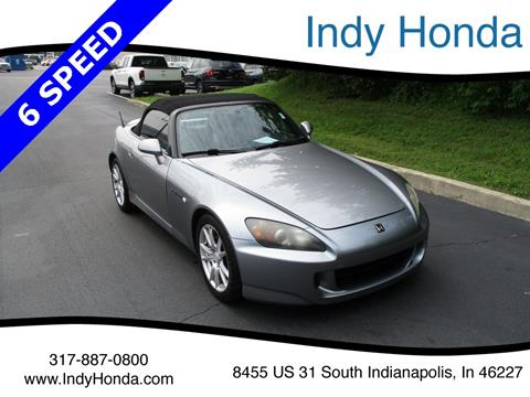 2005 Honda S2000 for sale in Indianapolis, IN