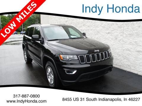 2017 Jeep Grand Cherokee for sale in Indianapolis, IN