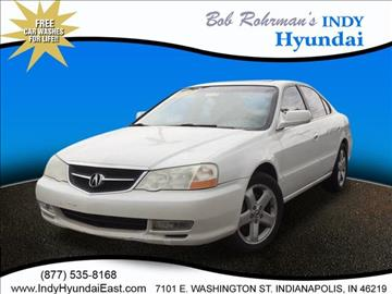 2002 Acura TL for sale in Indianapolis, IN