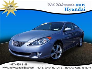 2006 Toyota Camry Solara for sale in Indianapolis, IN
