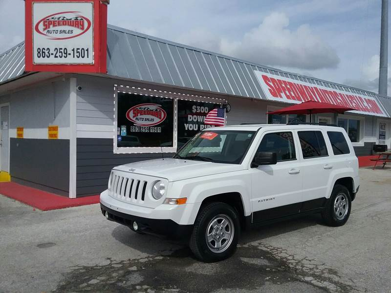2012 Jeep Patriot For Sale At Speedway Auto Sales In Davenport FL
