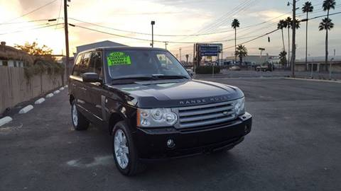 2006 Land Rover Range Rover for sale in Sacramento, CA