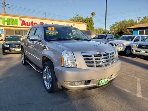 Escalade Ext For Sale >> Cadillac Escalade Ext For Sale In Sacramento Ca Thm Auto