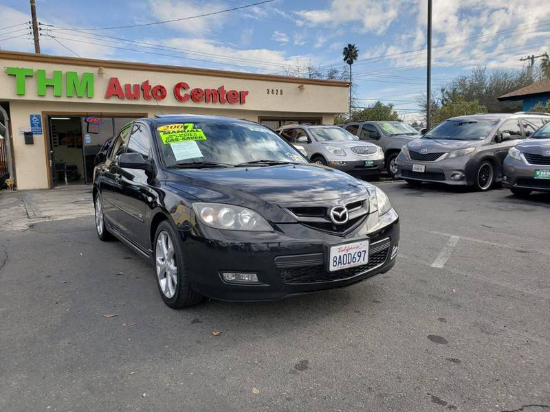 2007 Mazda Mazda3 S Grand Touring 4dr Wagon 2 3l I4 5m In
