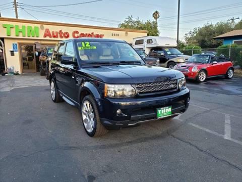 Land Rover Sacramento >> 2012 Land Rover Range Rover Sport For Sale In Sacramento Ca