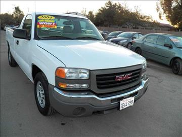 2004 GMC Sierra 1500 for sale in Sacramento, CA