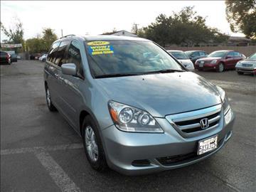2007 Honda Odyssey for sale in Sacramento, CA