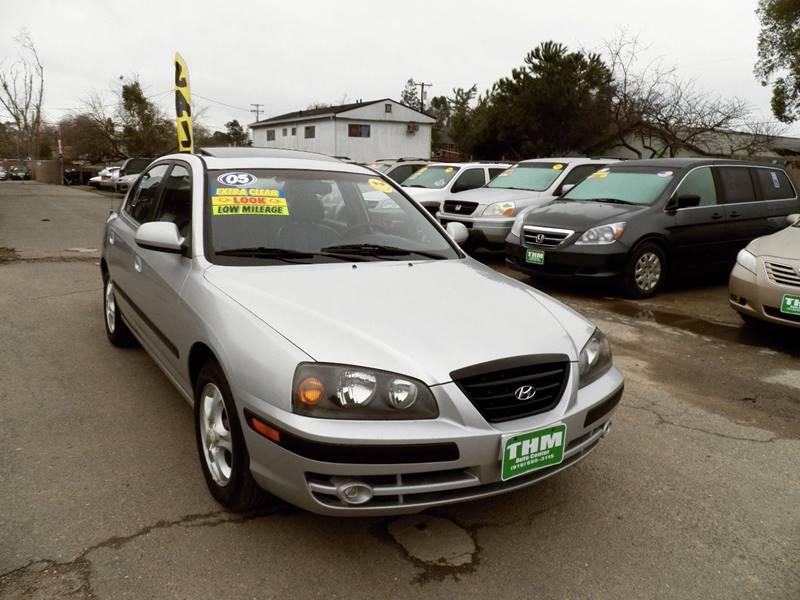 2005 Hyundai Elantra GLS 4dr Sedan   Sacramento CA