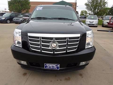 2007 cadillac escalade ext for sale. Black Bedroom Furniture Sets. Home Design Ideas
