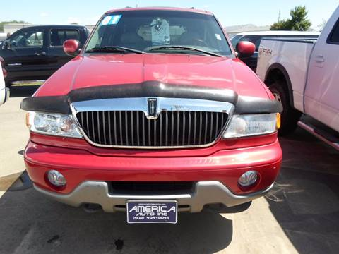 2001 Lincoln Navigator for sale in South Sioux City, NE