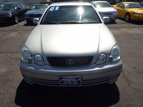 2001 Lexus GS 300 for sale in South Sioux City, NE