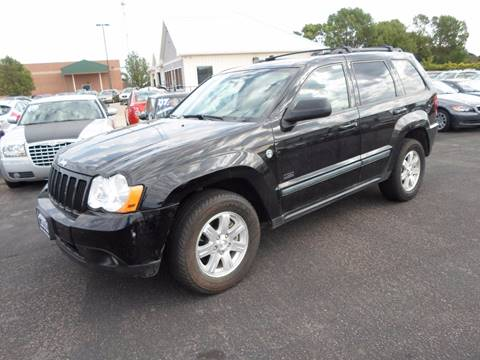 2008 Jeep Grand Cherokee for sale in South Sioux City, NE