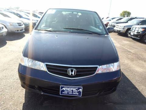 2003 Honda Odyssey for sale in South Sioux City, NE