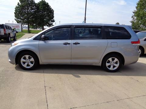 2011 Toyota Sienna for sale at America Auto Inc in South Sioux City NE