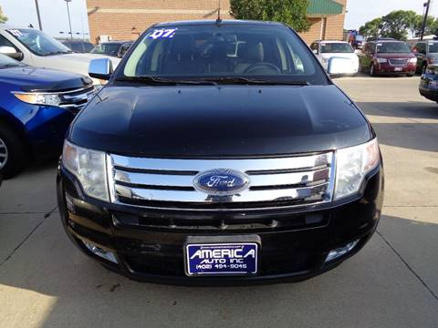 2007 Ford Edge for sale in South Sioux City, NE