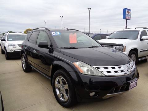 2003 Nissan Murano for sale in South Sioux City, NE
