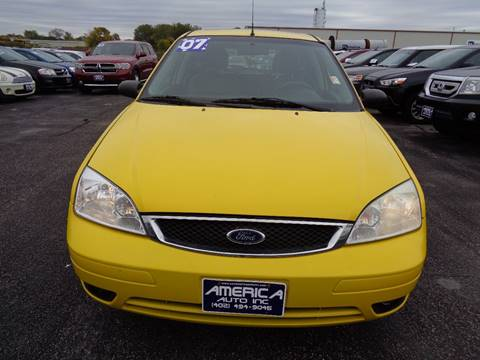 2007 Ford Focus for sale in South Sioux City, NE