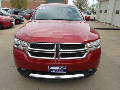 2011 Dodge Durango for sale in South Sioux City, NE