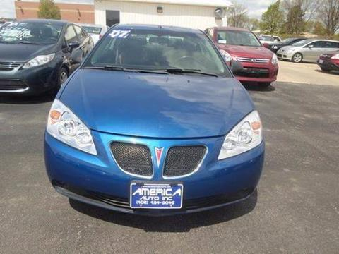 2007 Pontiac G6 for sale in South Sioux City, NE