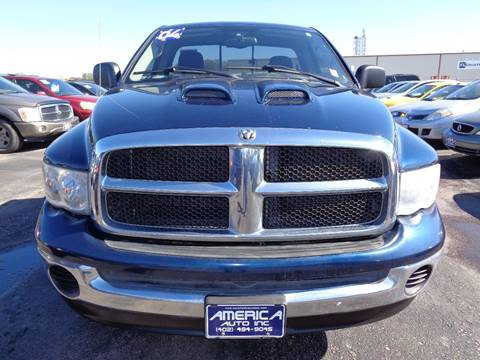 2004 Dodge Ram Pickup 1500 for sale in South Sioux City, NE