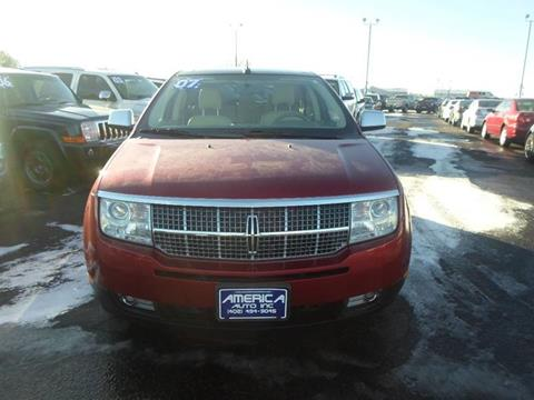 2007 Lincoln MKX for sale in South Sioux City, NE