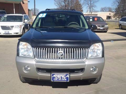 2003 Mercury Mountaineer for sale in South Sioux City, NE