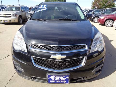 2011 Chevrolet Equinox for sale in South Sioux City, NE