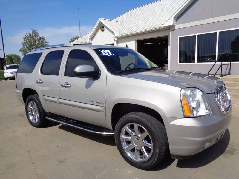 2007 Gmc Yukon Denali In South Sioux City Ne America Auto Inc