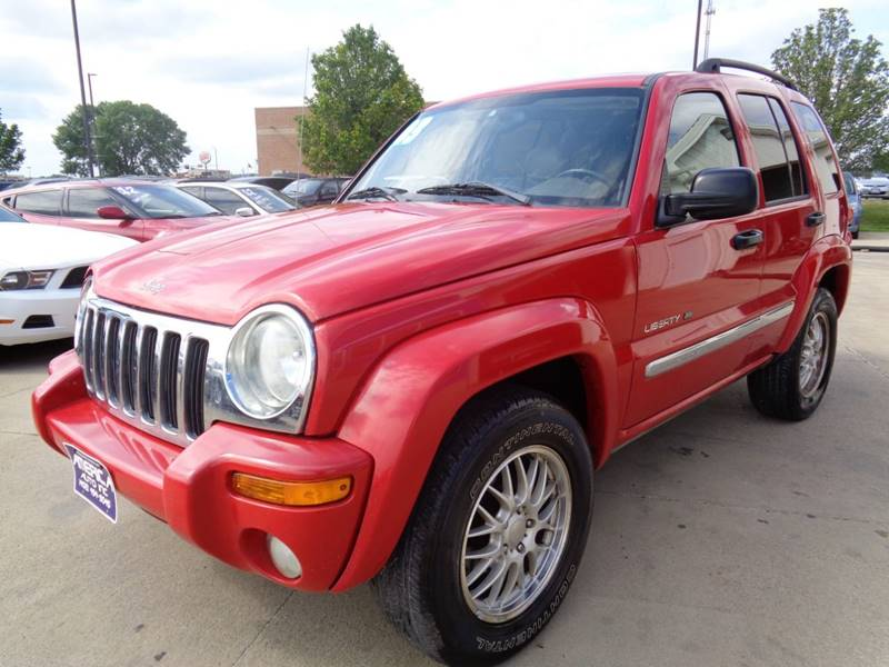 2003 Jeep Liberty For Sale At America Auto Inc In South Sioux City NE