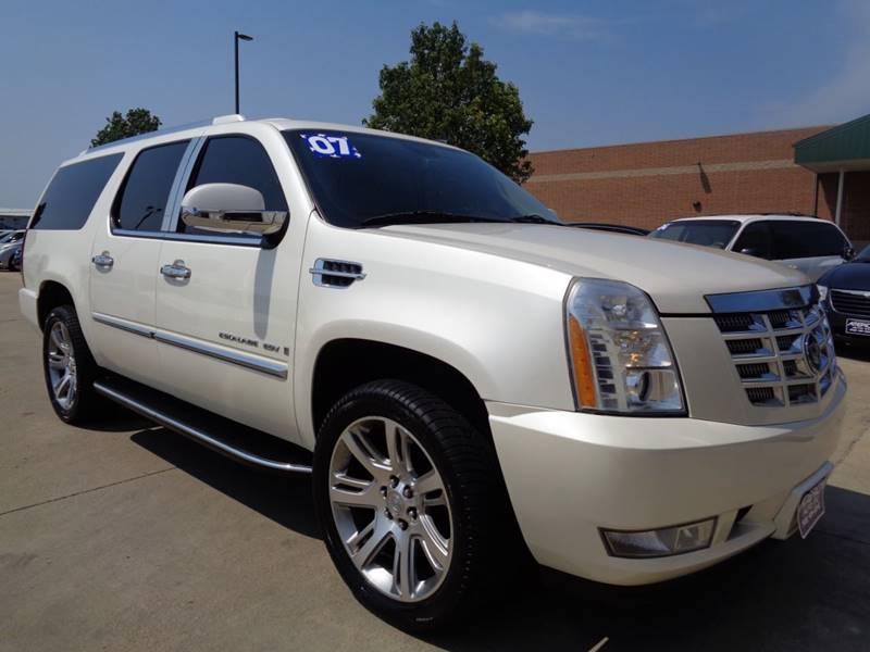 2007 Cadillac Escalade Esv In South Sioux City Ne America Auto Inc