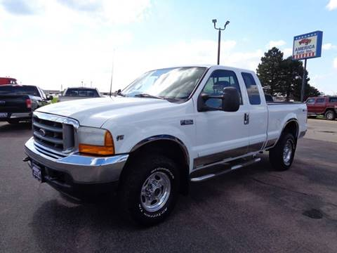 2001 Ford F-250 Super Duty for sale in South Sioux City, NE