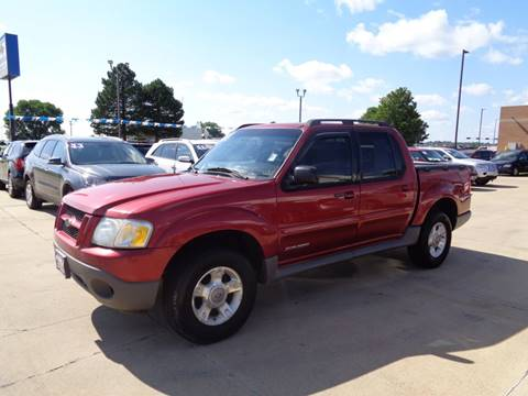 2001 Ford Explorer Sport Trac for sale in South Sioux City, NE