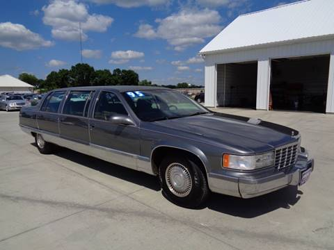 1995 Cadillac Fleetwood for sale in South Sioux City, NE