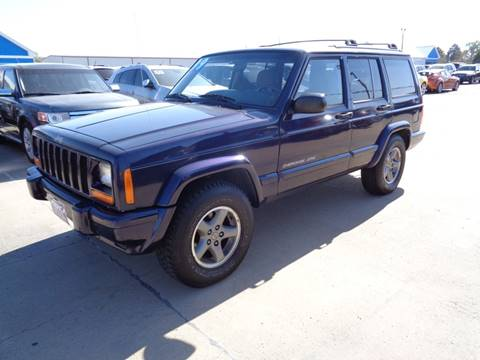 1999 Jeep Cherokee for sale in South Sioux City, NE