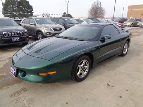 Used 1996 Pontiac Firebird For Sale In Strasburg Va