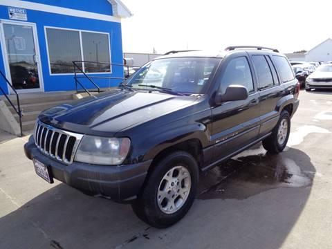 2002 Jeep Grand Cherokee Laredo for sale at America Auto Inc in South Sioux City NE