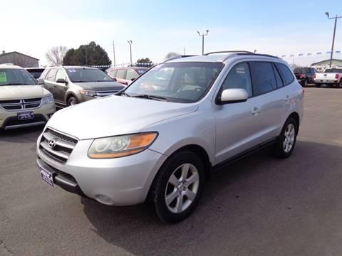2009 Hyundai Santa Fe SE for sale at America Auto Inc in South Sioux City NE