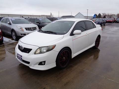 2010 Toyota Corolla S for sale at America Auto Inc in South Sioux City NE