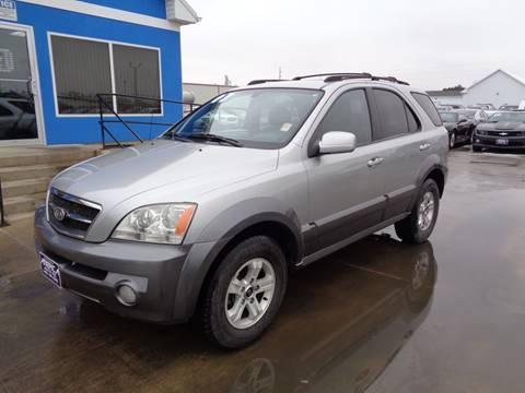 2003 Kia Sorento EX for sale at America Auto Inc in South Sioux City NE