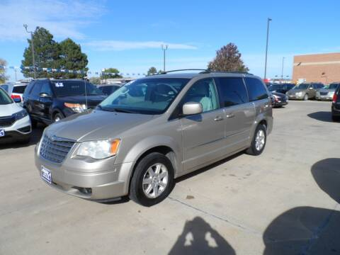 2009 Chrysler Town and Country for sale at America Auto Inc in South Sioux City NE