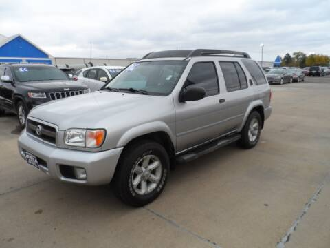 2004 Nissan Pathfinder for sale at America Auto Inc in South Sioux City NE