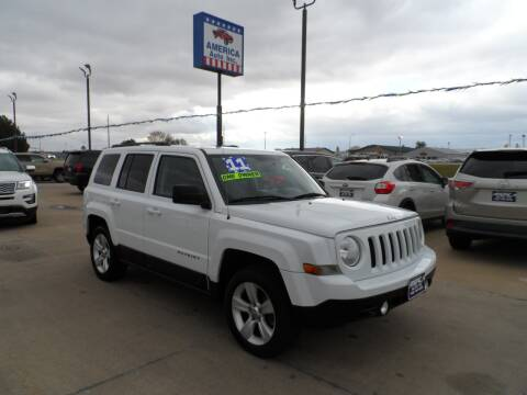 2011 Jeep Patriot for sale at America Auto Inc in South Sioux City NE