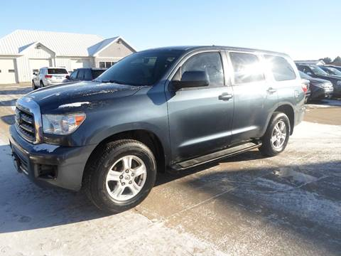 2009 Toyota Sequoia for sale at America Auto Inc in South Sioux City NE