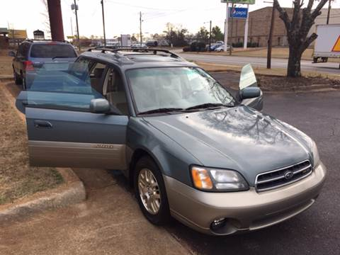 2001 Subaru Outback for sale in Athens, GA