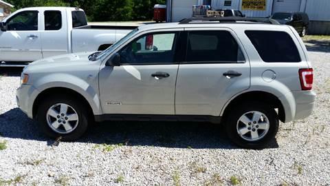 2008 Ford Escape for sale in Camdenton, MO